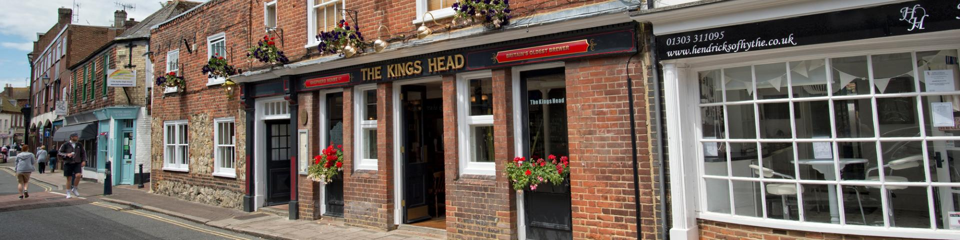 Kings Head, Hythe